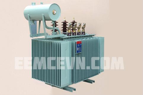 Máy biến áp đông anh EEMC.EVN-630-22/0.4