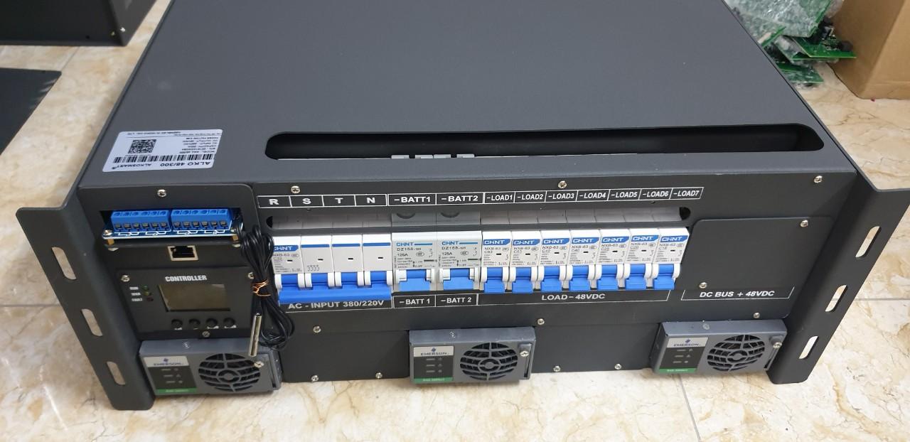 Bộ chuyển nguồn inverter 4kVA – 220VDC/220VAC